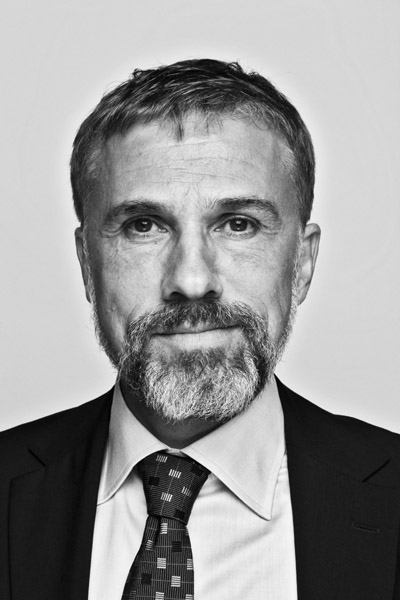 Christoph Waltz, Self Assignment, November 8, 2009